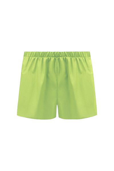 Bio Shorts Smilla lindgrün 2