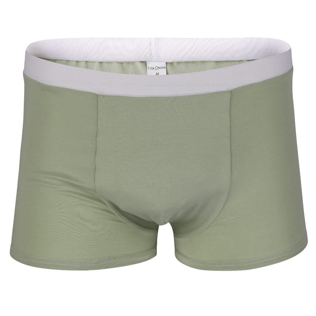Bio Trunk Shorts Retro Shorts matcha