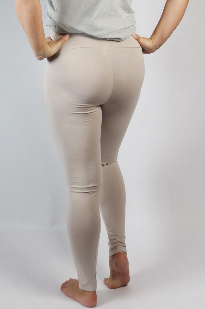 Bio Leggings Mama sand 3