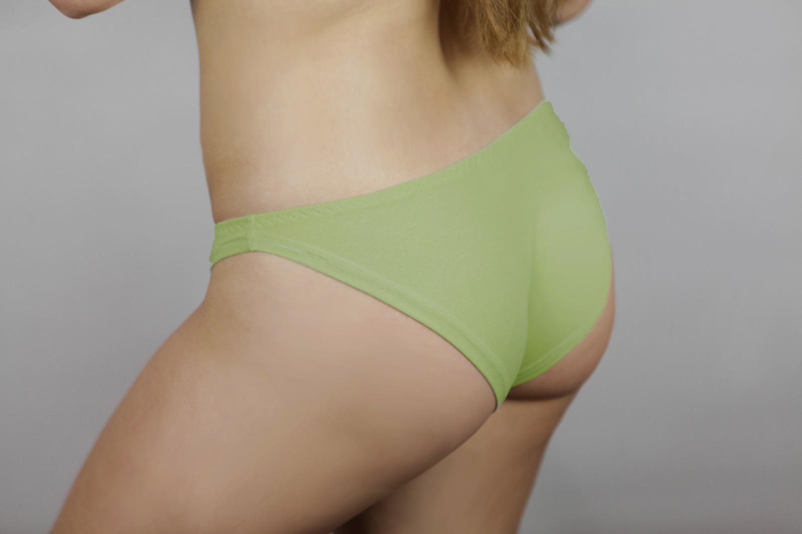 Bio Slip matcha grün 2