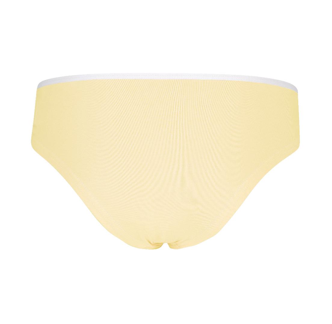 Bio-Hüftslip Lorelow vanille gelb 2