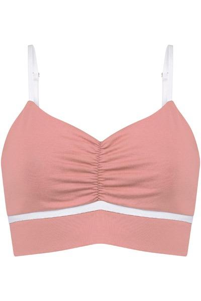Organic Bustier light pink