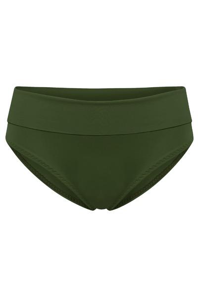 Recycling bikini panties Fjordella olive