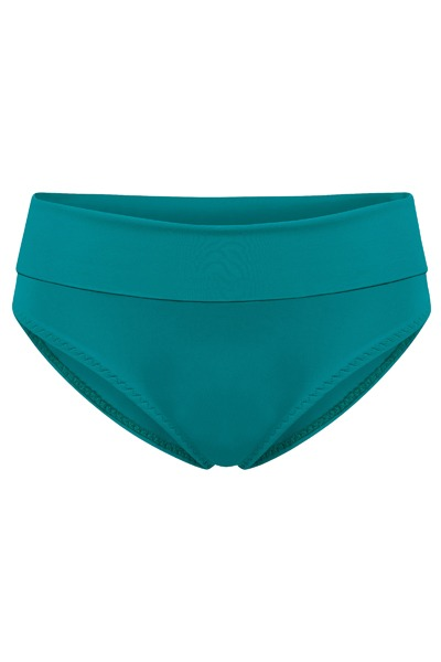 Recycling bikini panties Fjordella smaragd