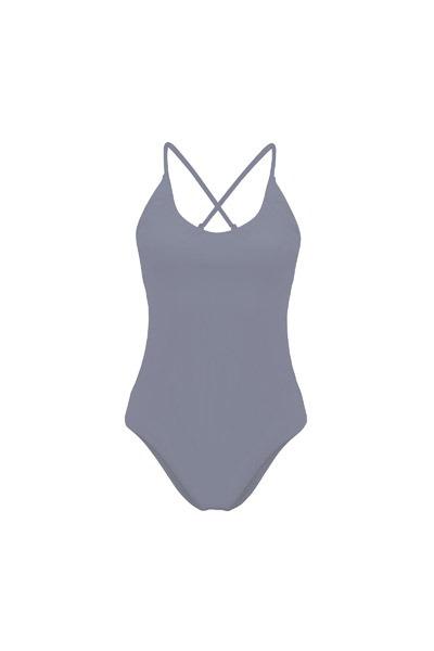 Recycling swimsuit Fr ya grey