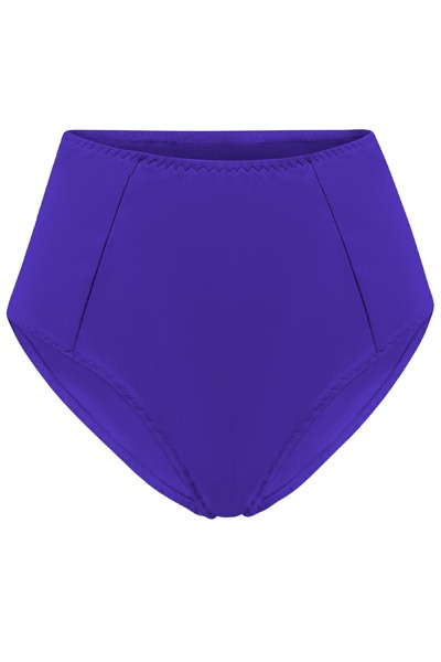 Recycling bikini panties Lorehigh indico