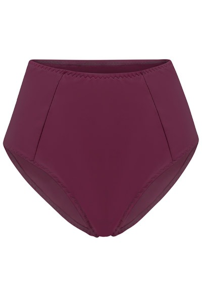 Recycling bikini panties Lorehigh tinto