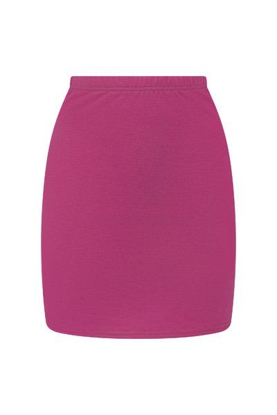 Organic skirt Snoba berry