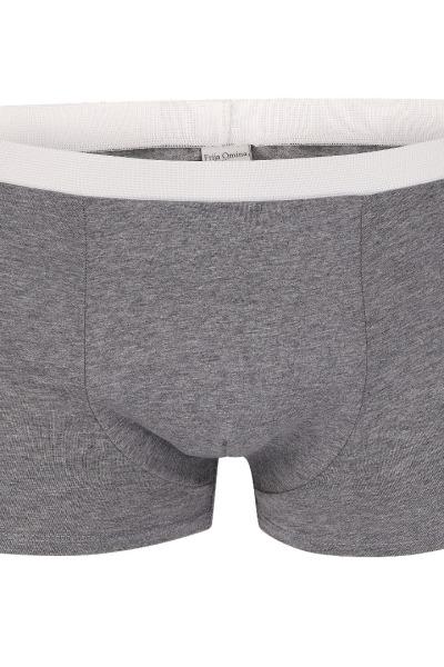 Organic men s trunk boxer shorts tinged