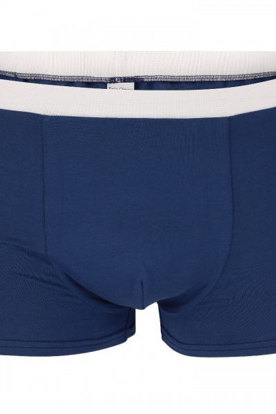 Organic men s trunk boxer shorts smoky