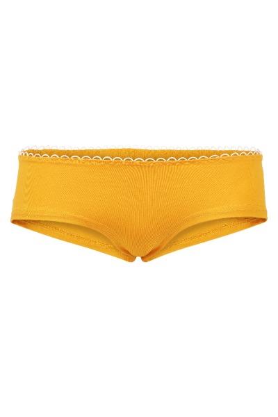 Bio hipster panties saffron