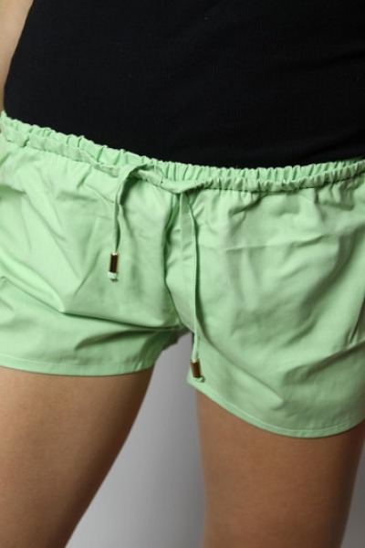 Bio Shorts Smölla lindgrün