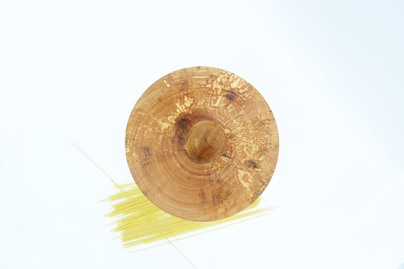 Spaghettiglas mit Kreiseldeckel 12