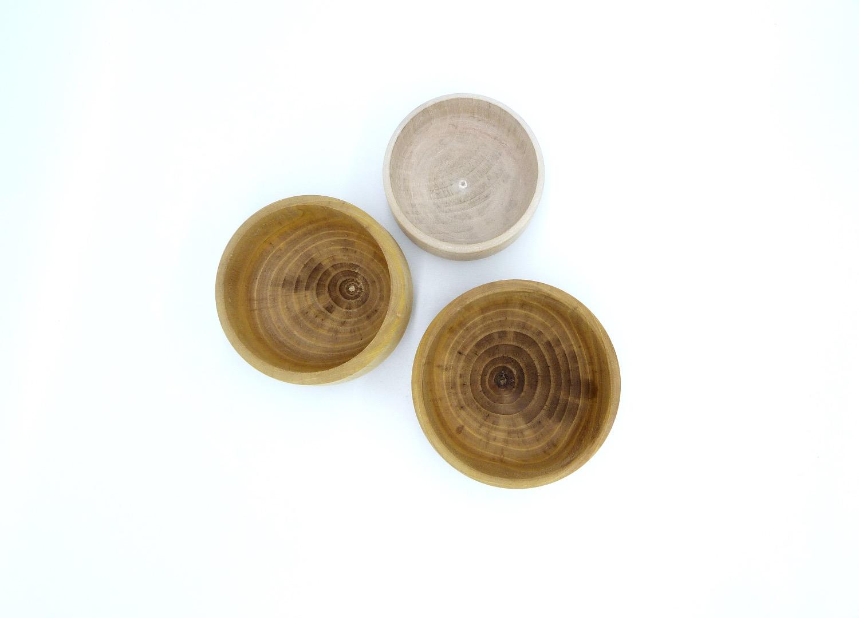 Holzschalen aus Walnussbaum 10