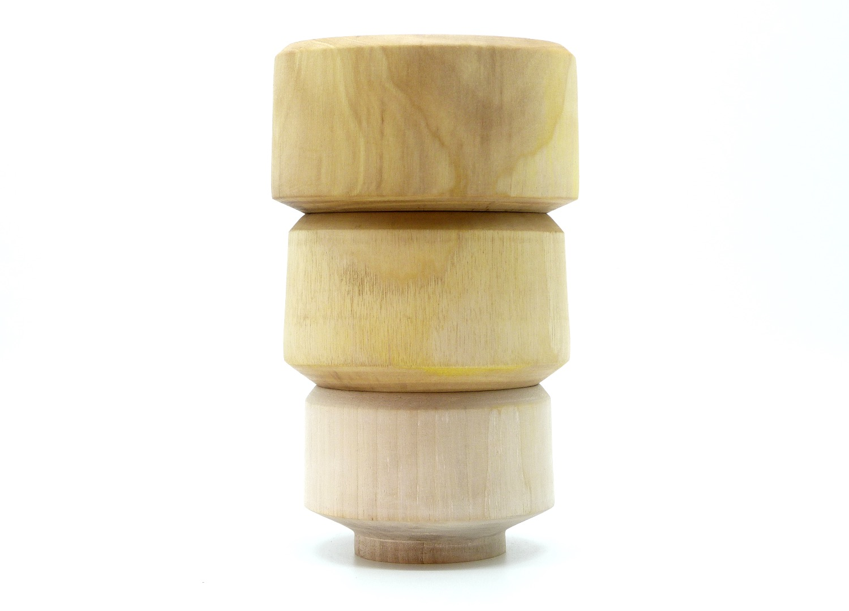 Holzschale groß 15
