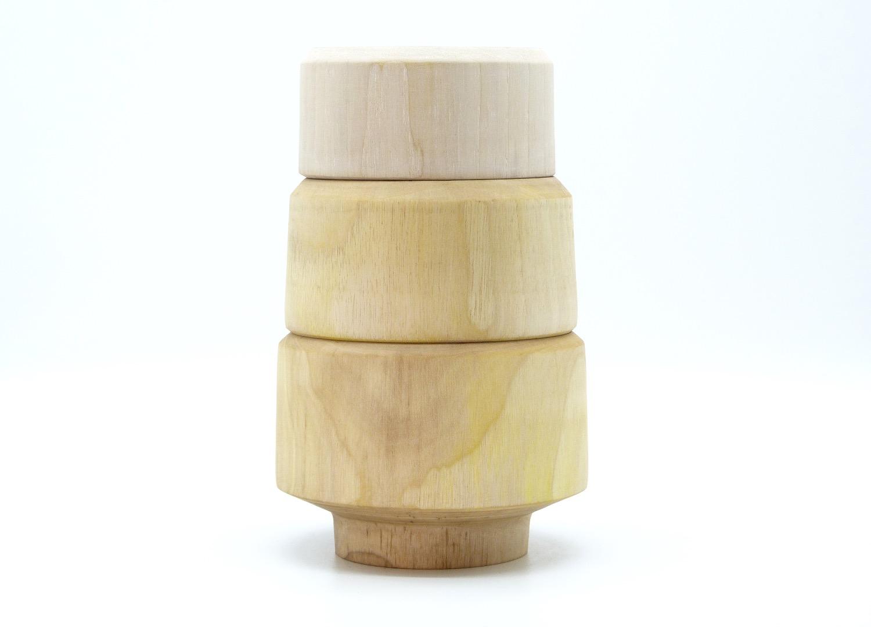 Holzschalen aus Walnussbaum 11