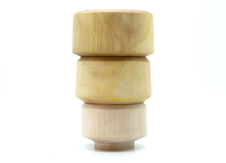 Holzschale mittelgroß 14