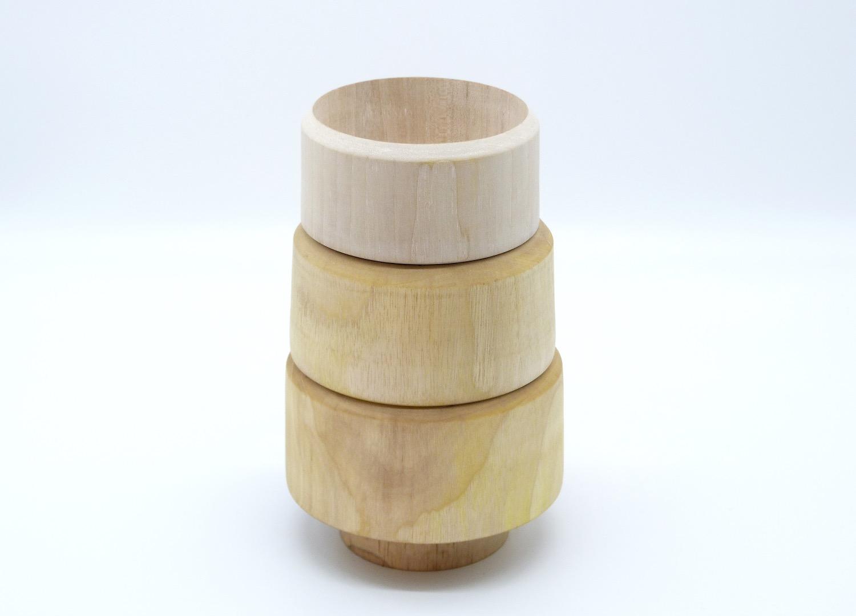 Holzschalen aus Walnussbaum 13