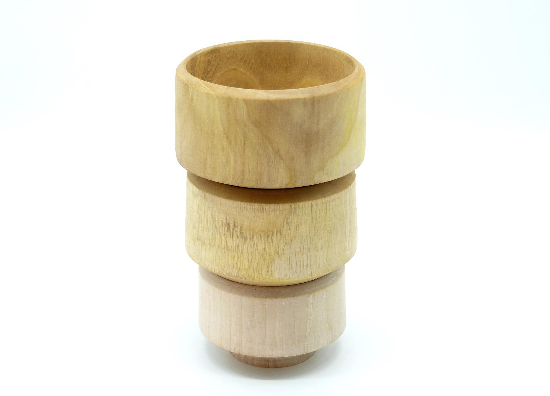 Holzschalen aus Walnussbaum 17
