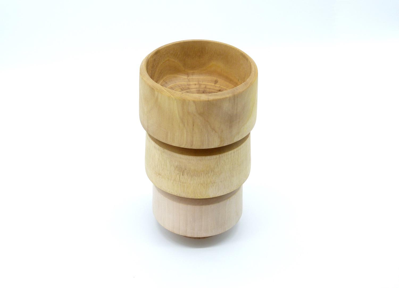 Holzschalen aus Walnussbaum 18
