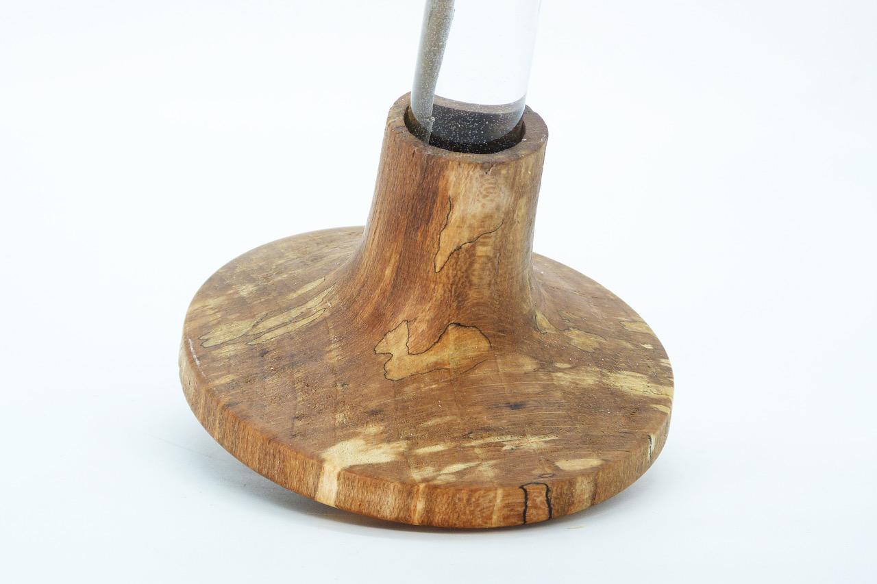 Vase mit Reagenzglas 4