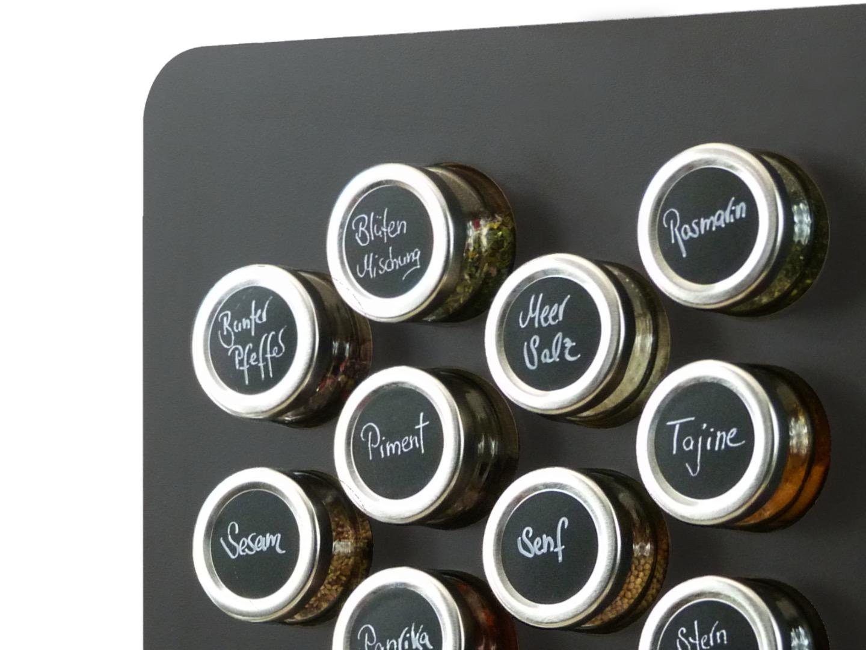 Beschriftungs-Set Etikett Weißer Tinten-Marker