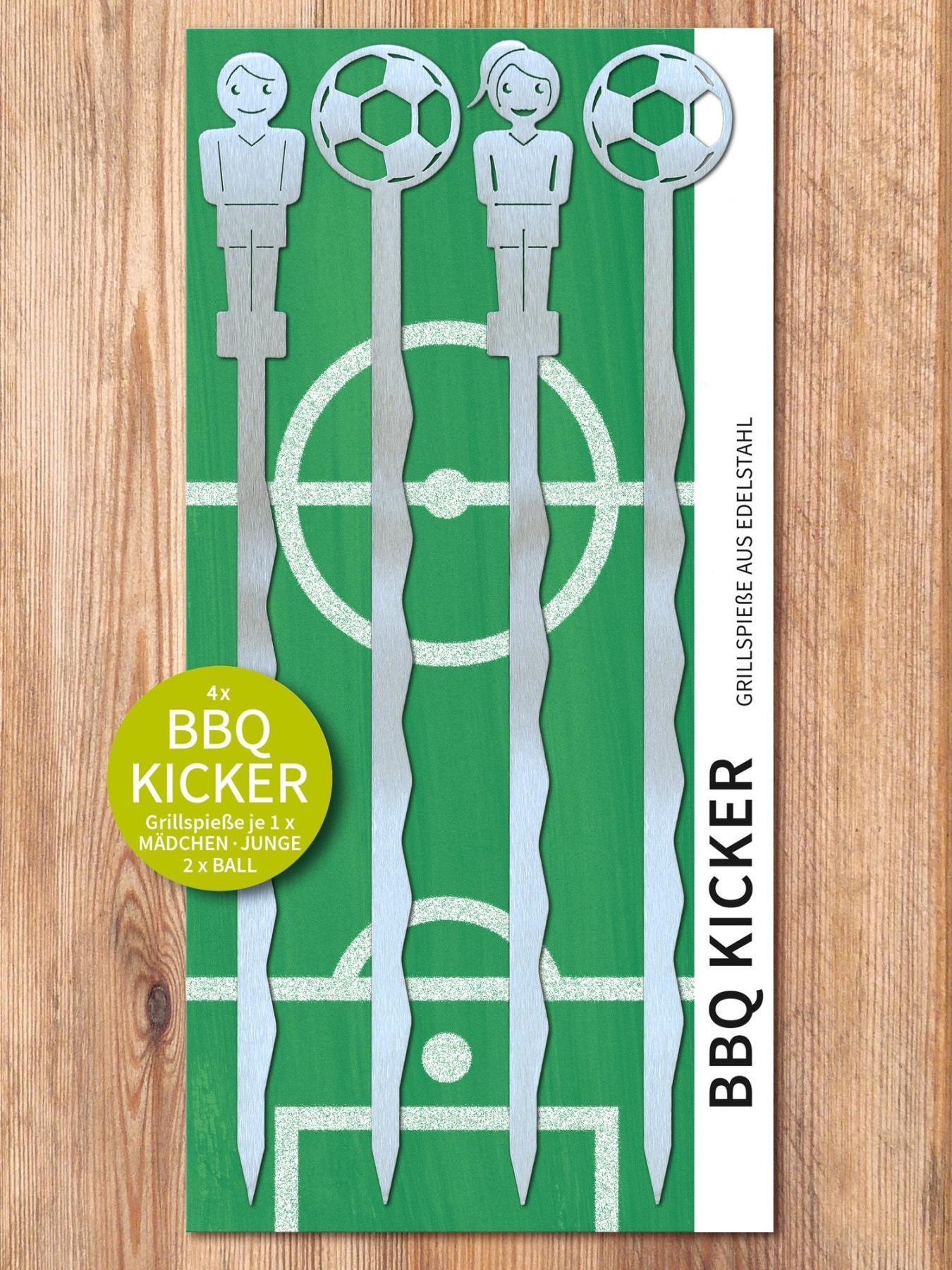 BBQ Kicker Grillspieße 2x - 2