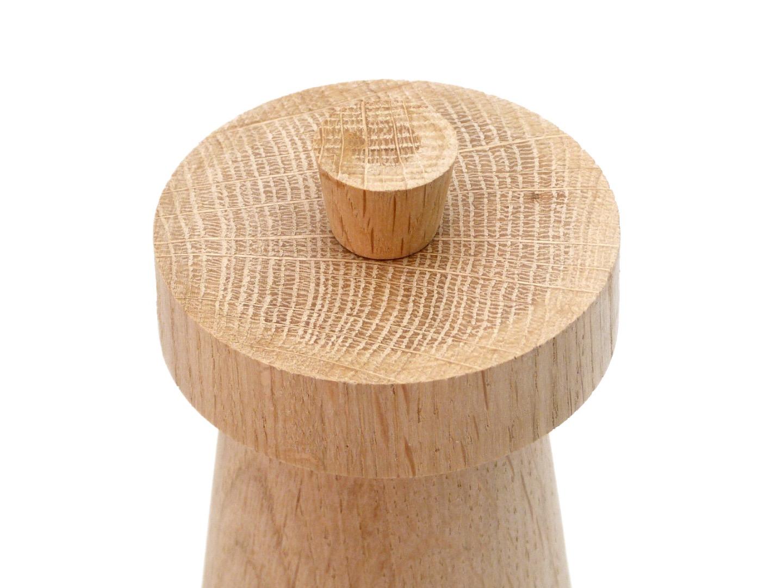 Pfeffermühle Holz Eiche 9