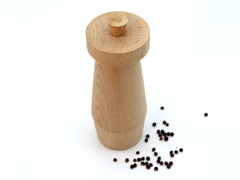 Pfeffermühle Holz Eiche 6