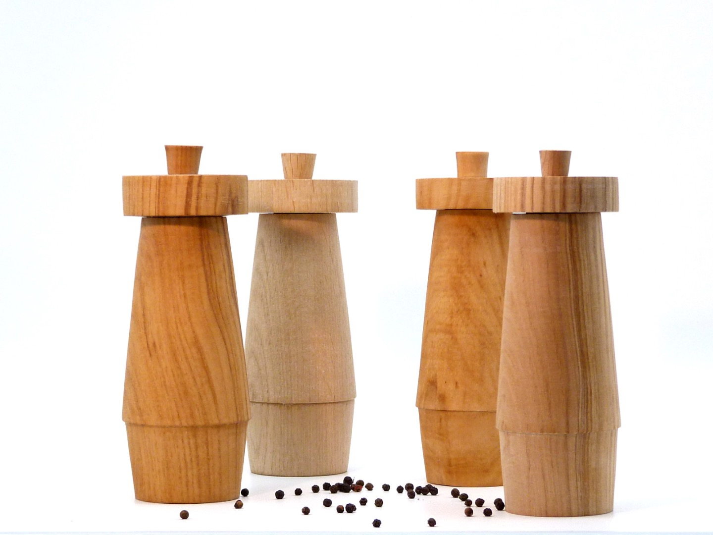 Pfeffermühle Holz Eiche 15