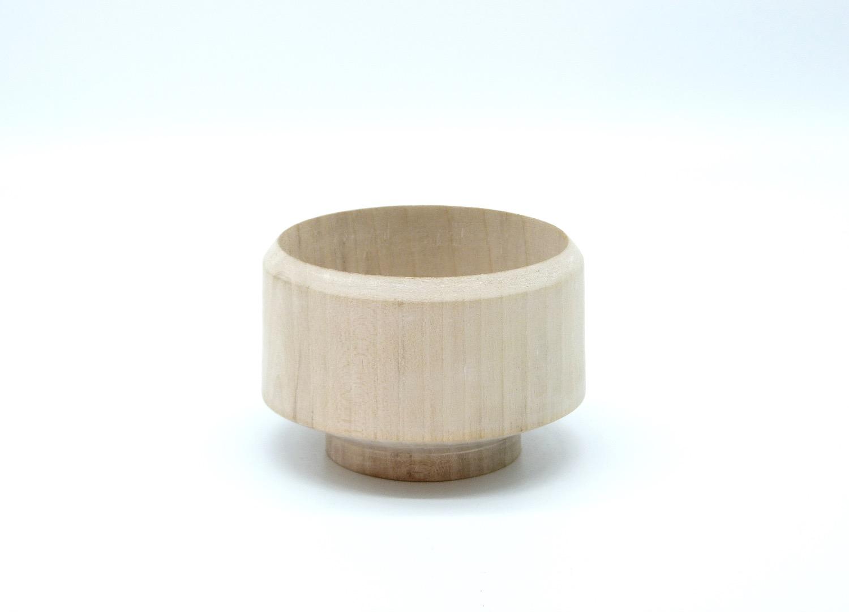 Holzschale klein aus Walnussbaum