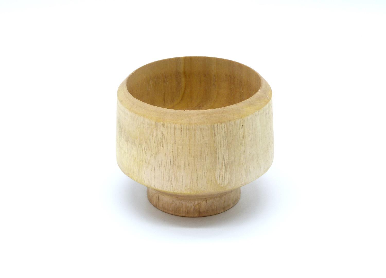 Holzschale mittelgroß 4