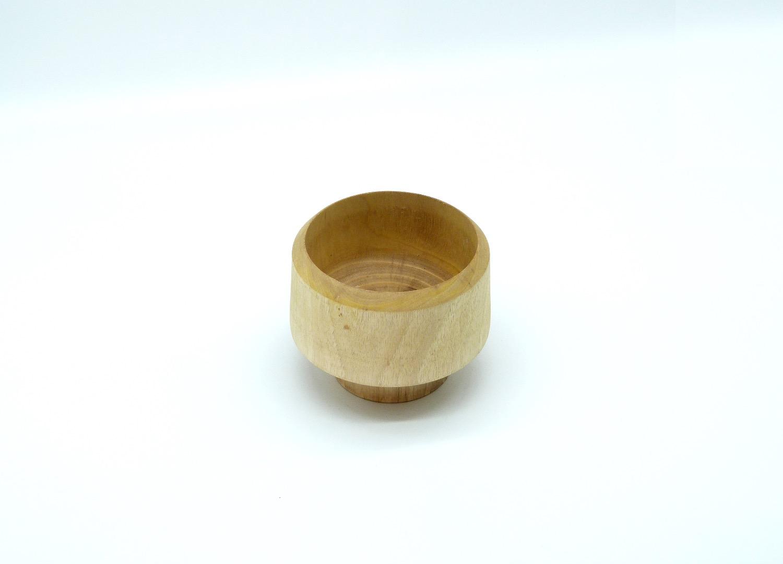 Holzschale mittelgroß 6