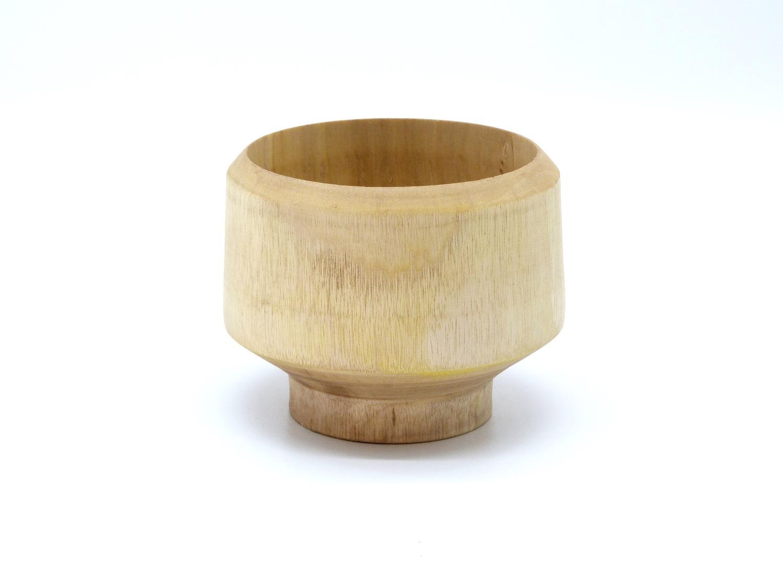 Holzschale mittelgroß 8