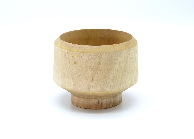 Holzschale mittelgroß 9