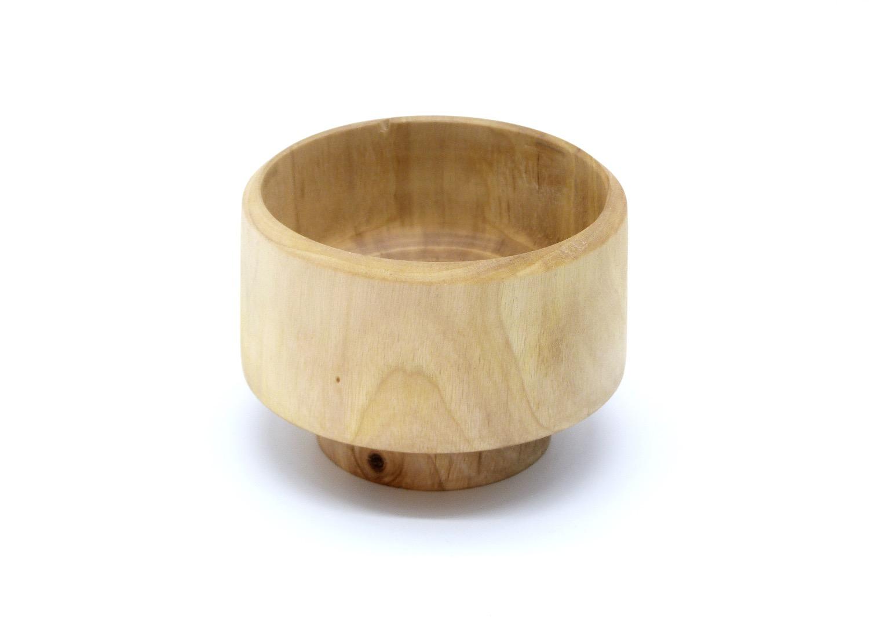 Holzschale groß 4