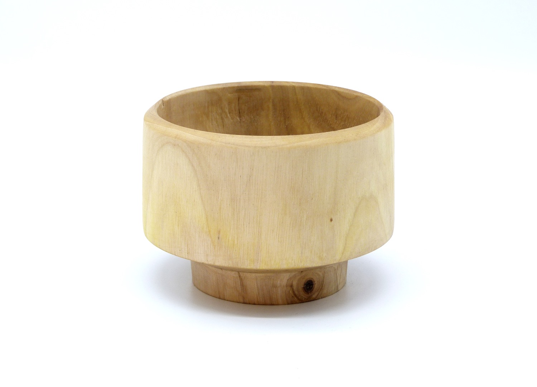Holzschale groß 9