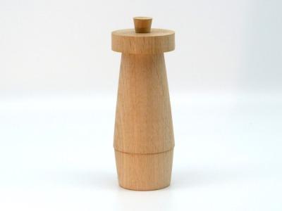 Pfeffermühle Holz Eiche mit
