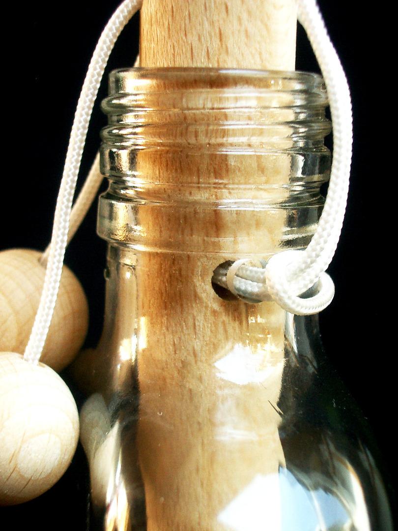 Flaschensafe Schlinge personalisiert 2