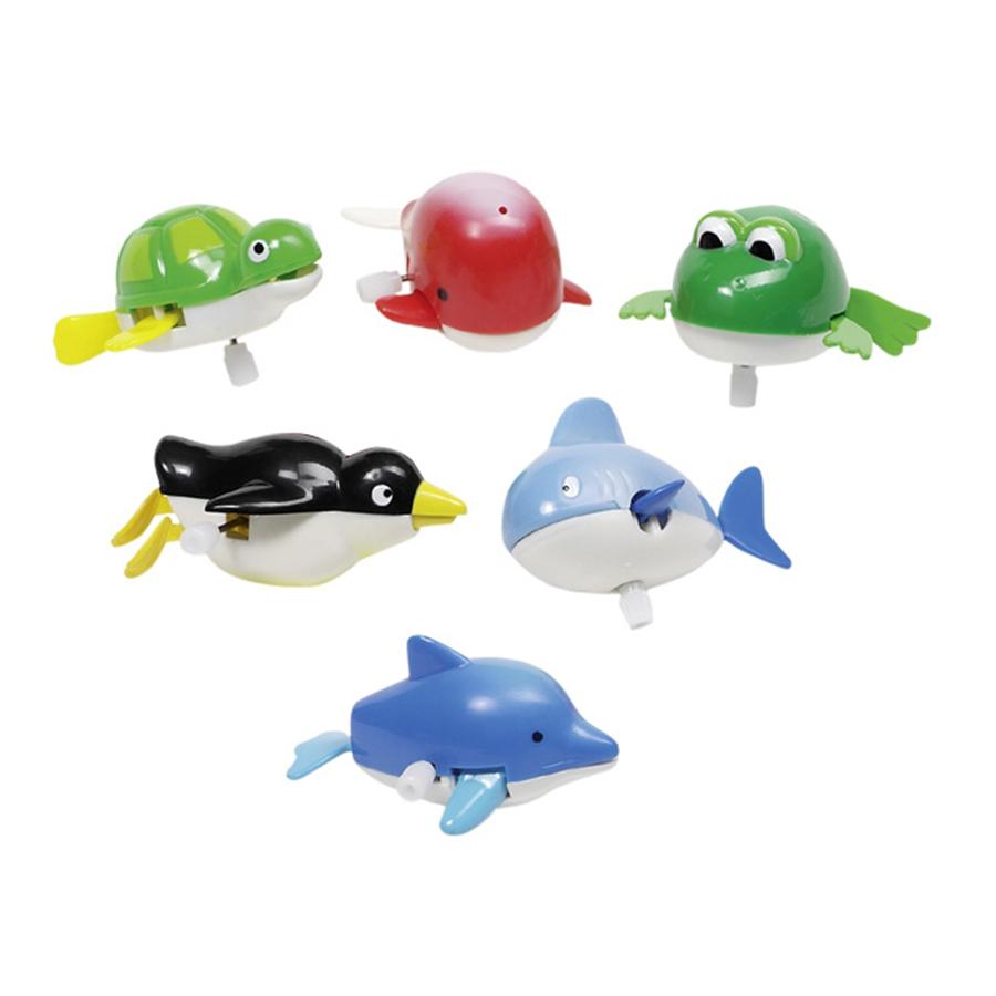 Schwimmtiere zum Aufziehen - 1