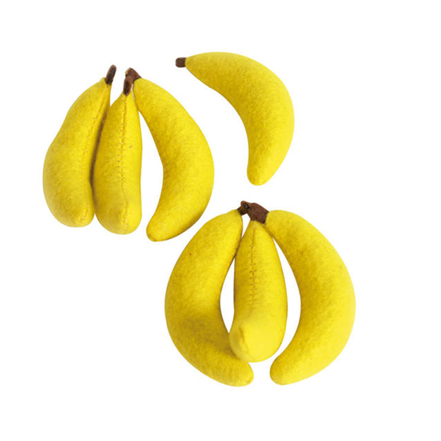 Filz-Banane
