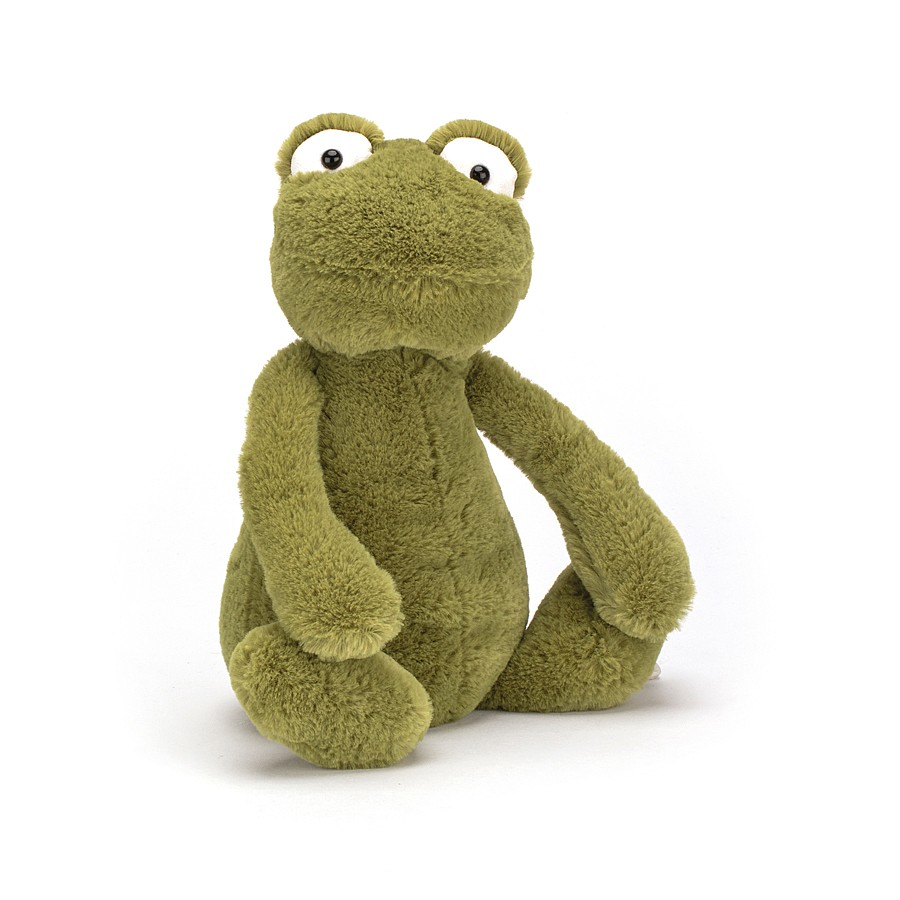 JELLYCAT Bashful Frog Medium / Frosch 30 cm