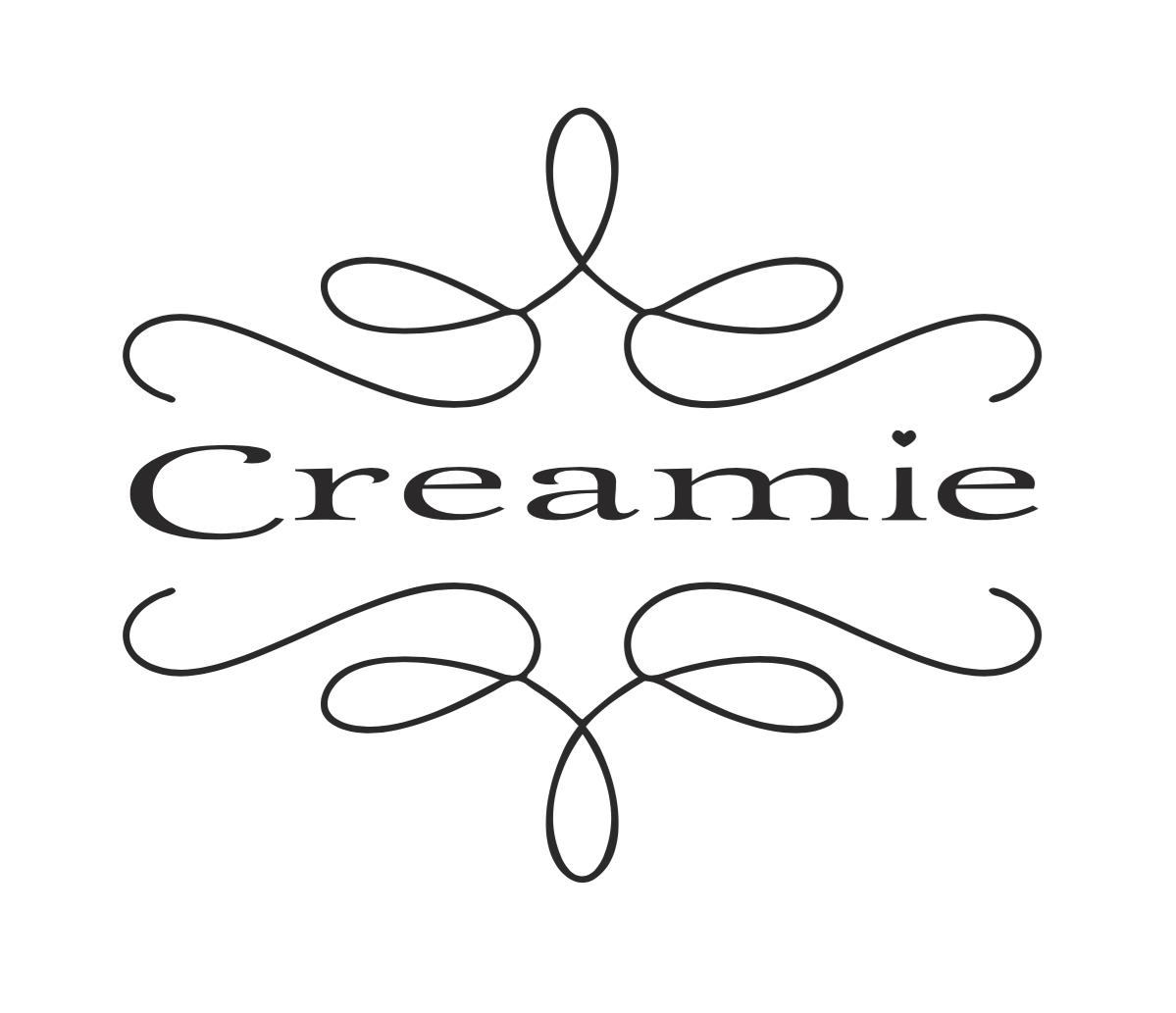 CREAMIE Strickjacke Mijanne Cardigan grau/weiss - 6