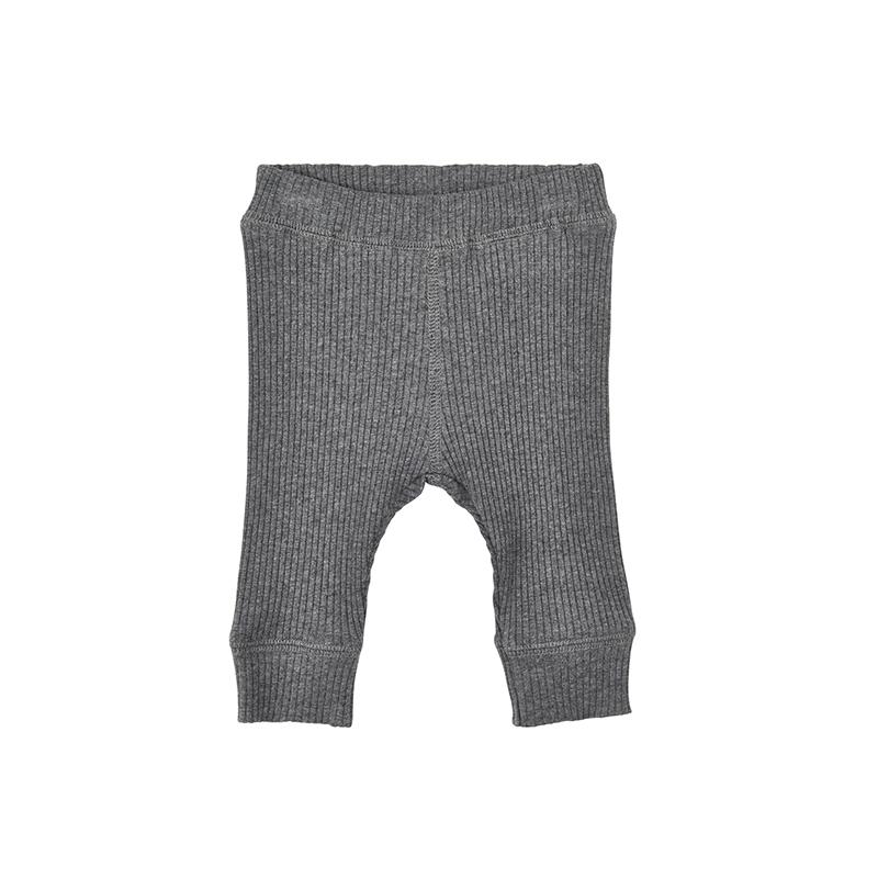 MINYMO Mace Leggings pants grau BIO