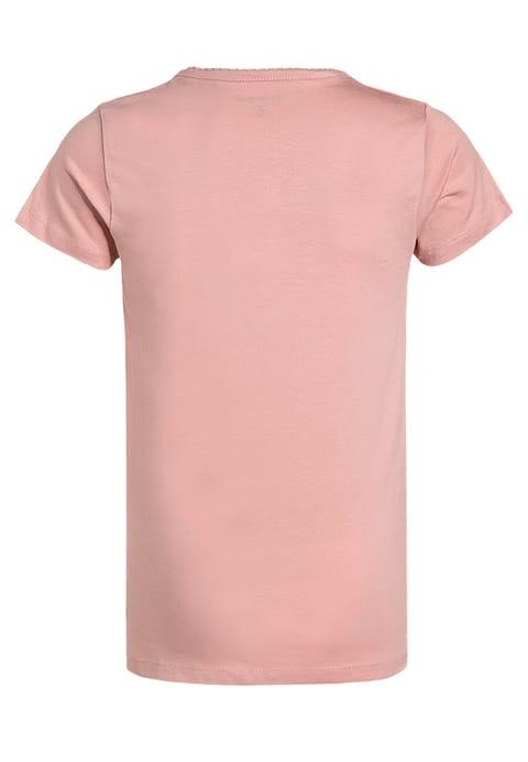 MINYMO T-Shirt Basic 2er Pack rosa und grau