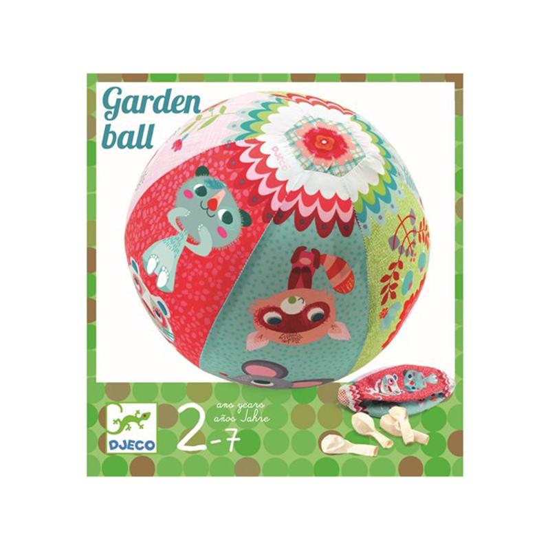 DJECO Luftballonhülle Pop Ballon Garden Ball