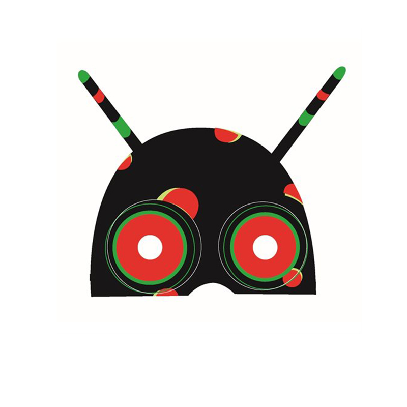 DJECO Masken Tiere 2