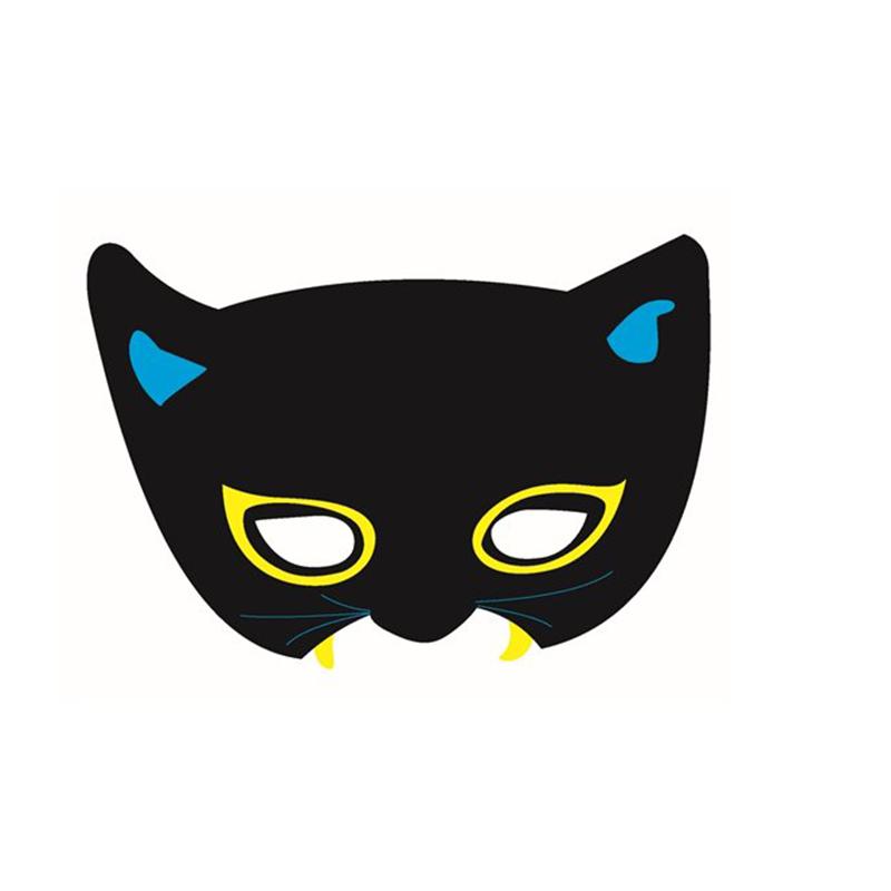 DJECO Masken Tiere 4