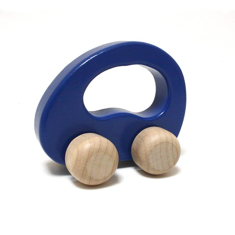 Auto Greifling blau