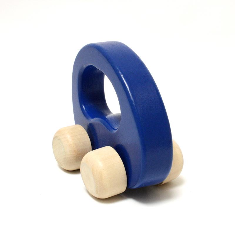Auto Greifling blau 2